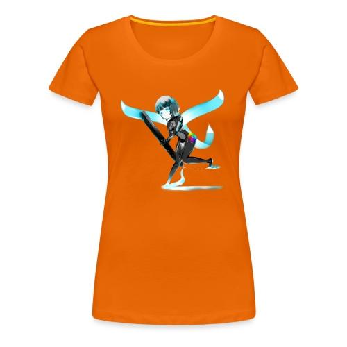 Huion Character O.C. - Maglietta Premium da donna