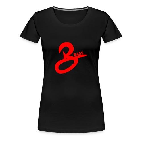 Bass Hoodie - Women's Premium T-Shirt