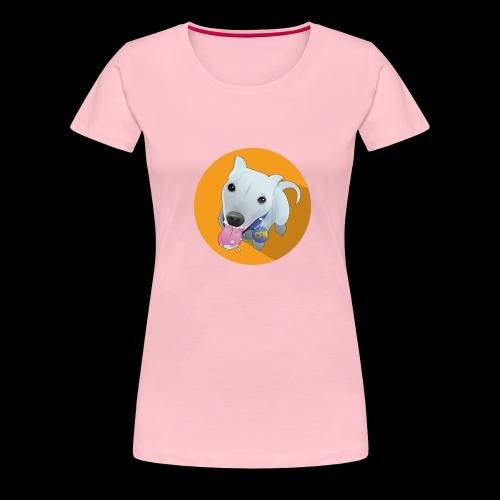 Computer figure 1024 - Women's Premium T-Shirt
