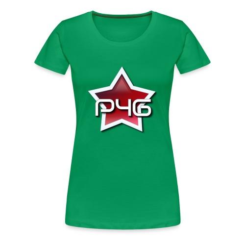 logo P4G 2 5 - T-shirt Premium Femme