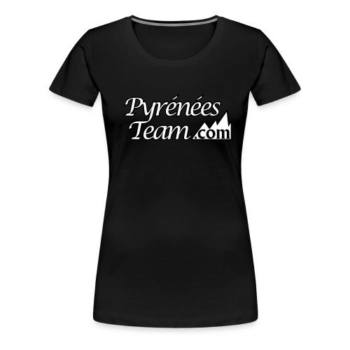 pteam 21 - T-shirt Premium Femme
