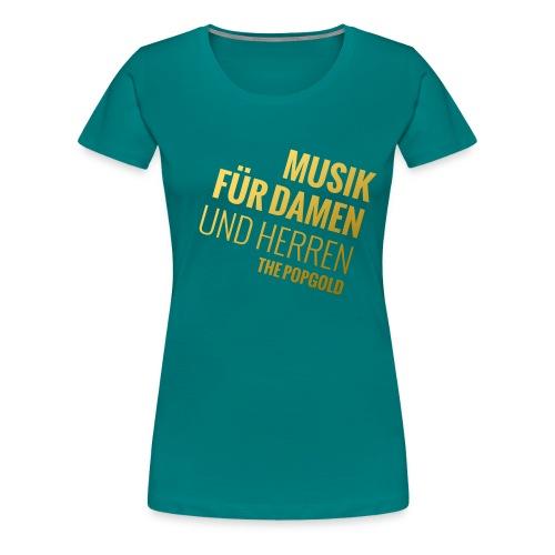 goldigdamen - Frauen Premium T-Shirt