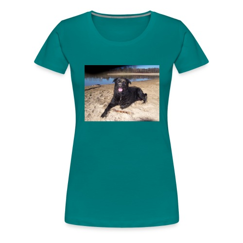 Käseköter - Women's Premium T-Shirt
