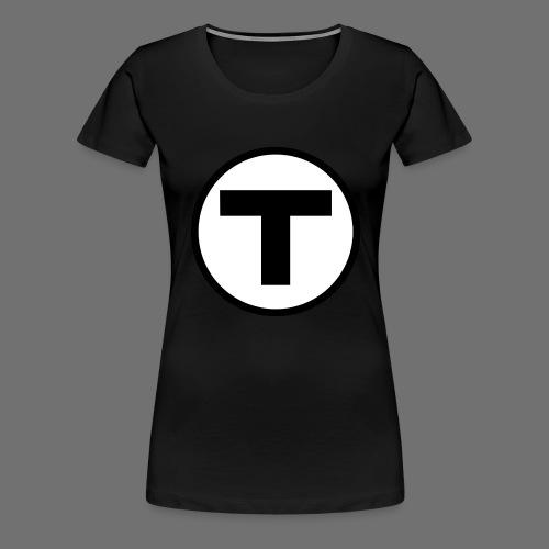 Tub3Zz - Premium T-skjorte for kvinner