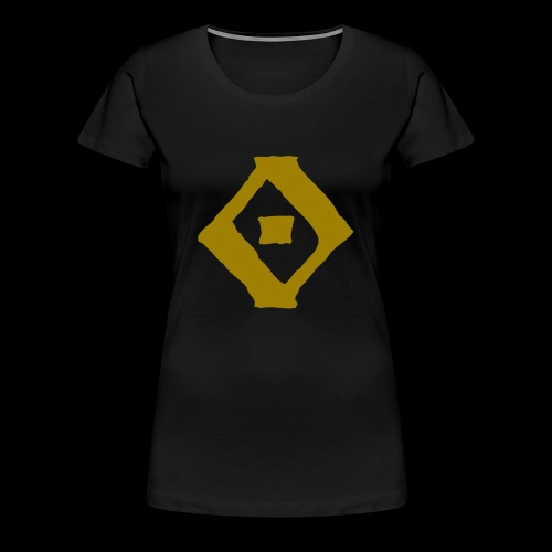 The Almighty O - Women's Premium T-Shirt