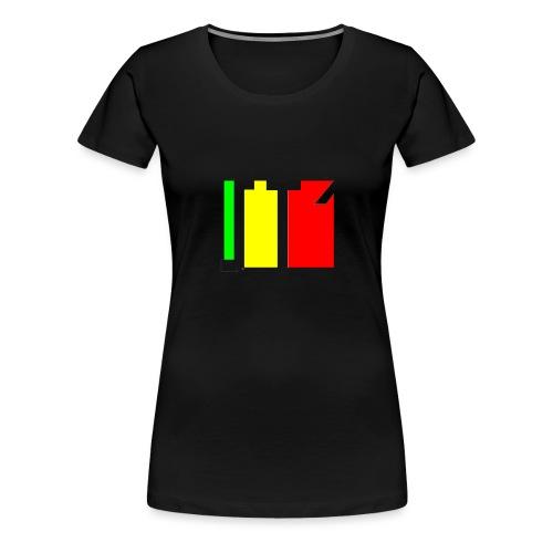 st1 - T-shirt Premium Femme