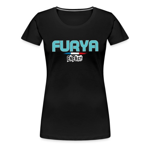 Furya 2021 White - T-shirt Premium Femme