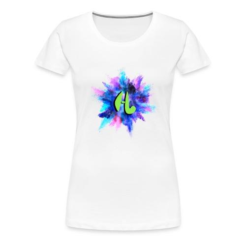 Hockeyvidshd nieuwe collectie - Vrouwen Premium T-shirt