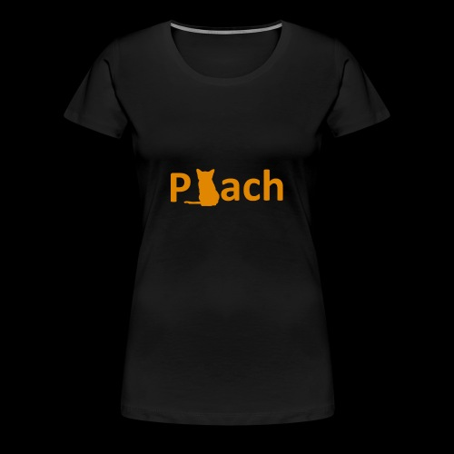 Peachcat - Women's Premium T-Shirt