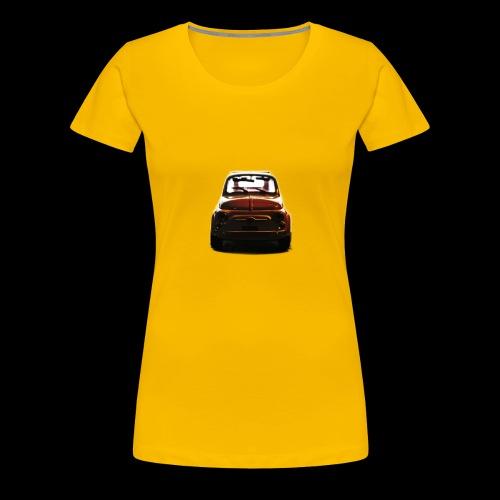 500gold - Maglietta Premium da donna