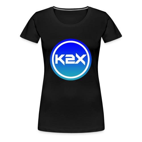K2X - Women's Premium T-Shirt