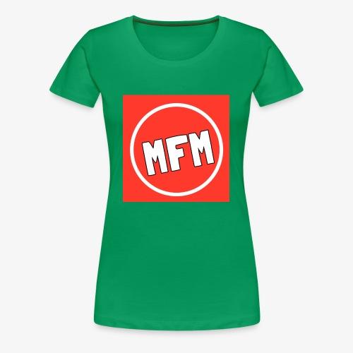 MrFootballManager Clothing - Women's Premium T-Shirt