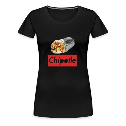 CHIPOTLE - Premium-T-shirt dam