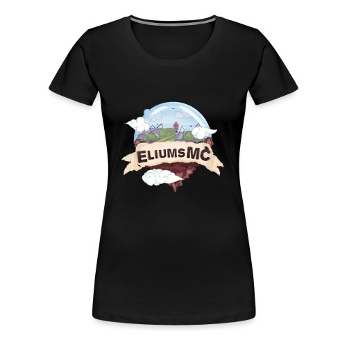 Collection Back - T-shirt Premium Femme