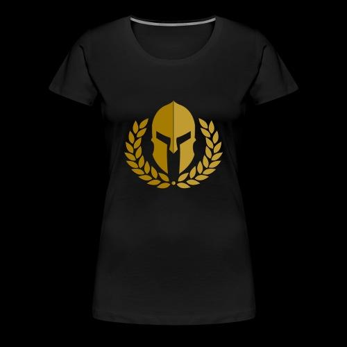 ImperialCS Large Logo - Women's Premium T-Shirt