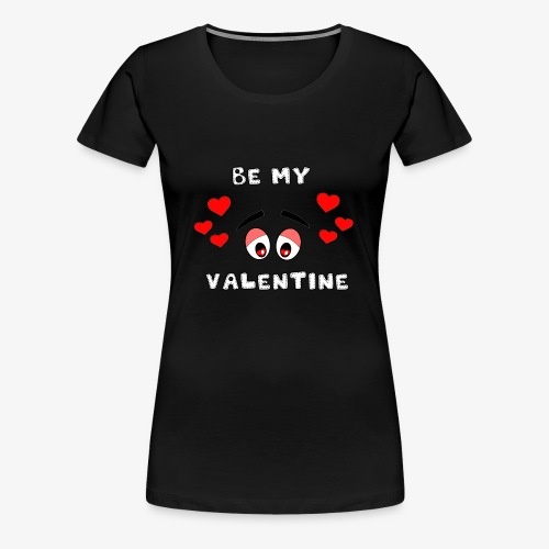 Valentine - Women's Premium T-Shirt