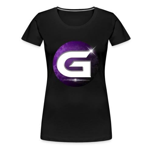 GplanetLogo - Women's Premium T-Shirt