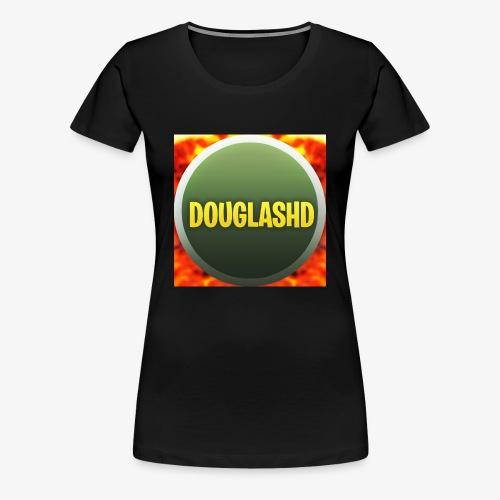 Douglashd merch :+} - Women's Premium T-Shirt