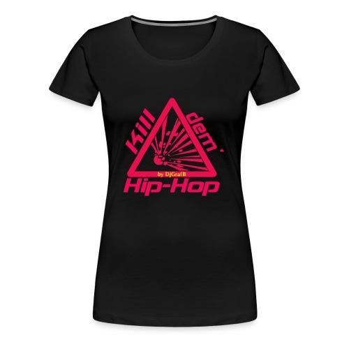 kdddhdruck - Frauen Premium T-Shirt