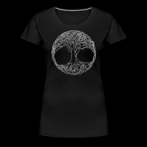 Tree of Life - Women's Premium T-Shirt