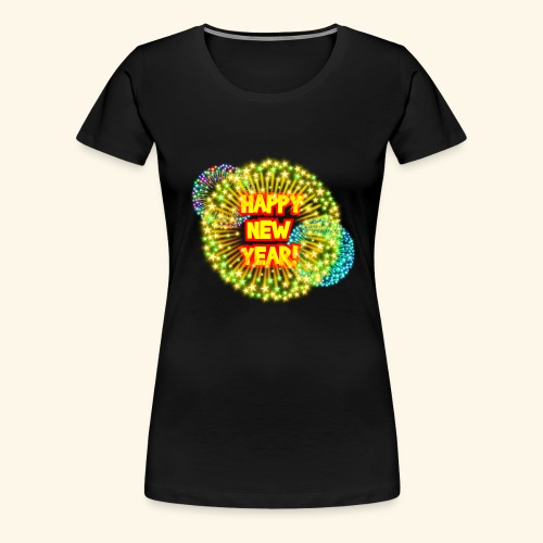 Happy new year! - Frauen Premium T-Shirt