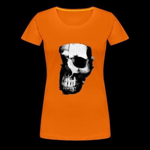 teschio darktrasp - Maglietta Premium da donna