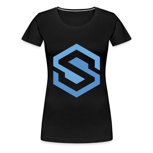 safecoin mark - Women's Premium T-Shirt