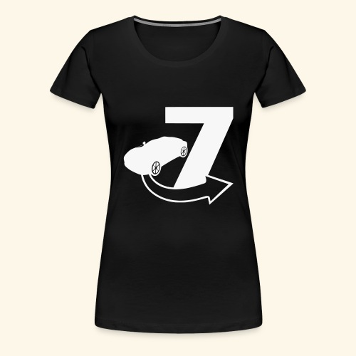 Seven / Fast and Furious - Women's Premium T-Shirt