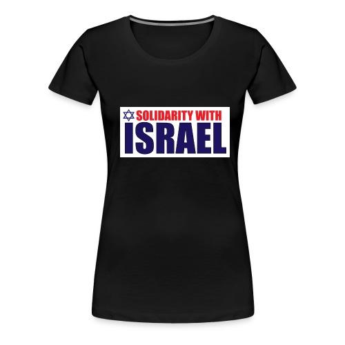israel - Frauen Premium T-Shirt