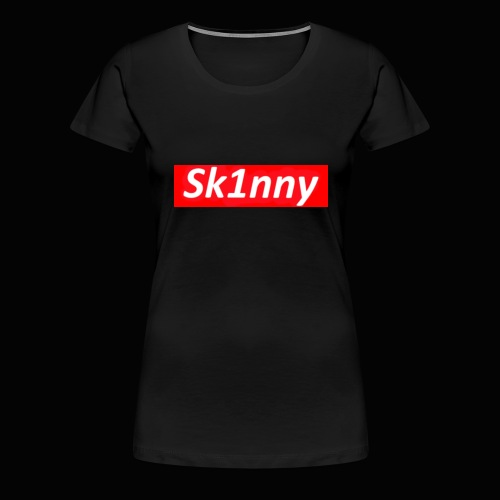 Sk1nny Logo - Women's Premium T-Shirt