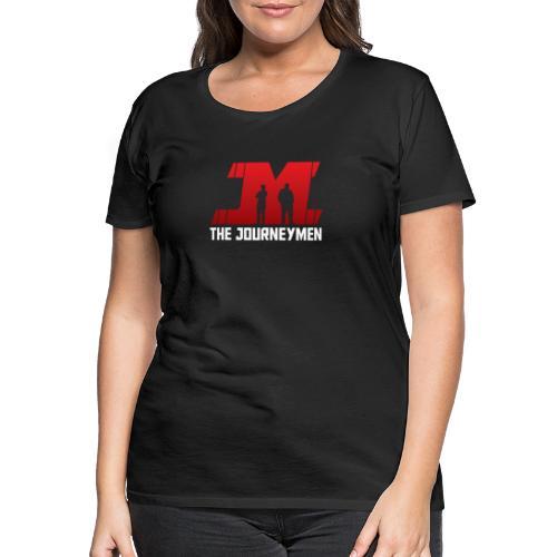 Red White JourneyMen Logo - Women's Premium T-Shirt