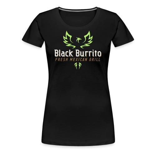 Black Burrito - Frauen Premium T-Shirt