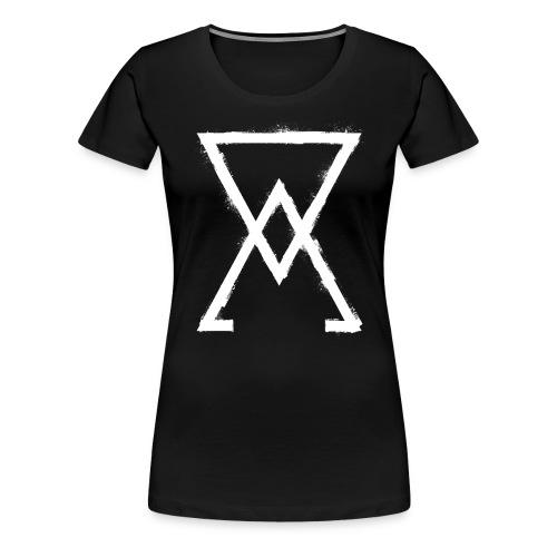 symbol arsenic 1 - Frauen Premium T-Shirt