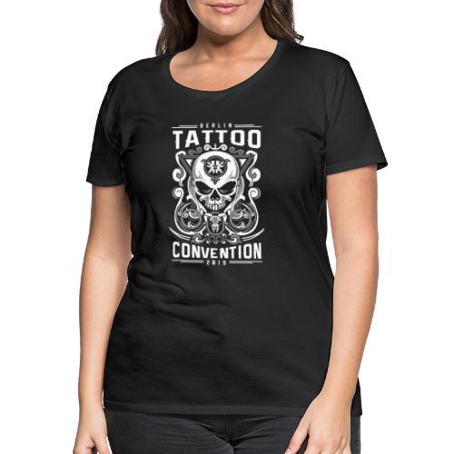 Tattoo Convention Berlin 2019 - Frauen Premium T-Shirt