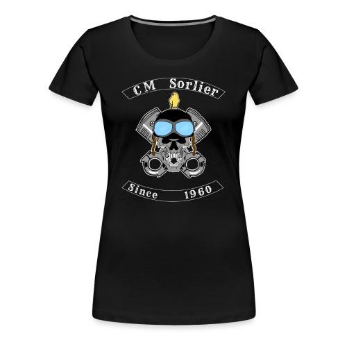 Club moto - T-shirt Premium Femme