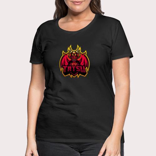 Tatsu Music Full Logo - Women's Premium T-Shirt