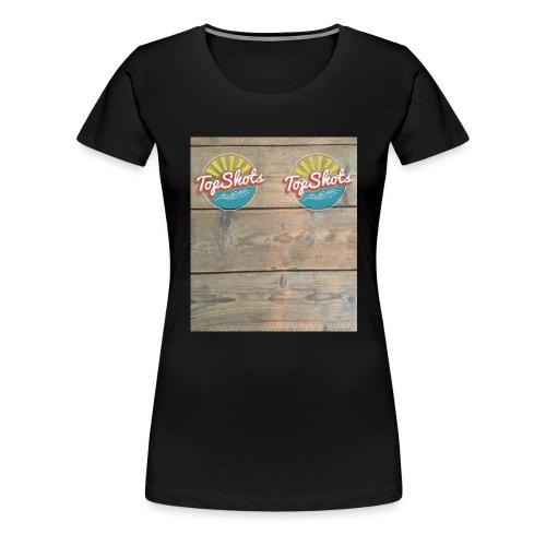 TenSlippers - Vrouwen Premium T-shirt