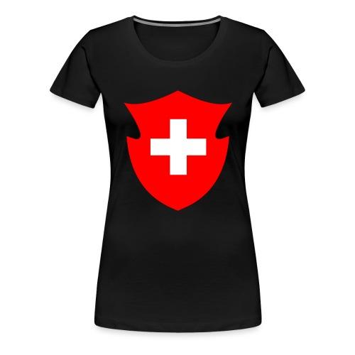 Suisse - Switzerland - Schweiz - Frauen Premium T-Shirt