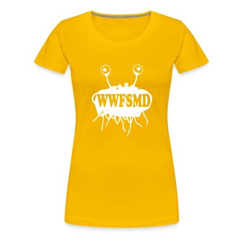 WWFSMD - Women's Premium T-Shirt