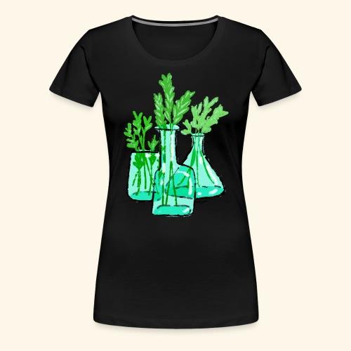 Plants - Women's Premium T-Shirt