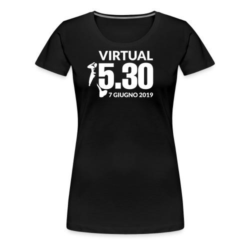 logo530Virtual 2019 - Women's Premium T-Shirt