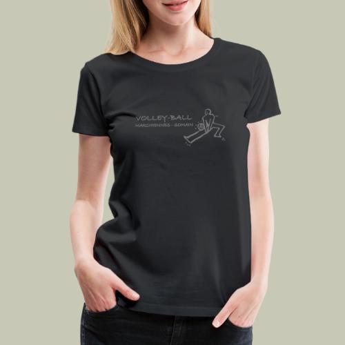 Graphique manchette - T-shirt Premium Femme