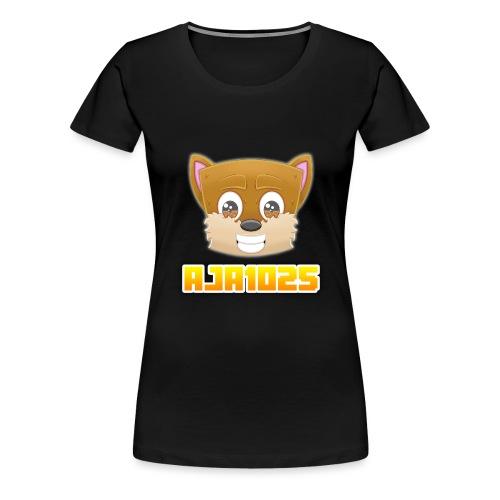 aja1025 - Women's Premium T-Shirt