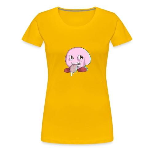 KEURBYLOGO.png - T-shirt Premium Femme
