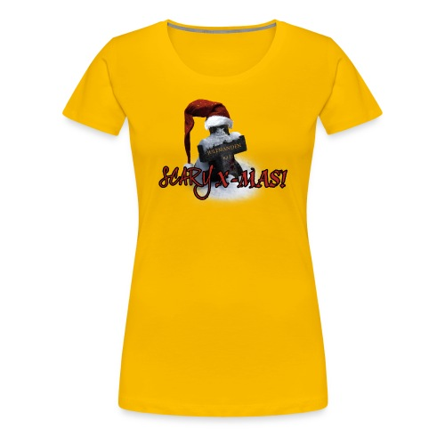 JULEMANDENS DØD 4 - Dame premium T-shirt