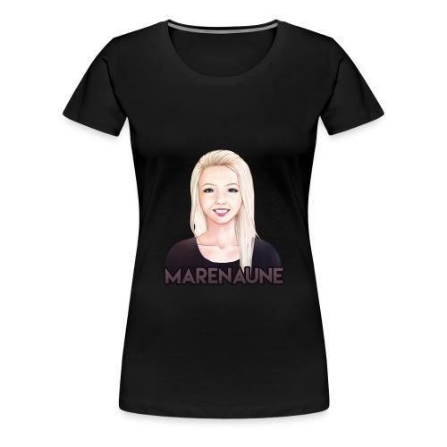 Maren renew2 - Premium T-skjorte for kvinner