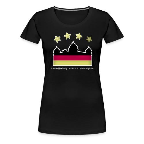 Fanshirt__weiße_S - Frauen Premium T-Shirt