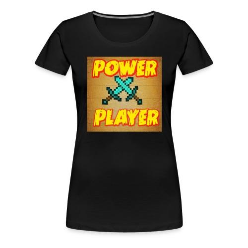 NUOVA LINEA POWER PLAYER - Maglietta Premium da donna