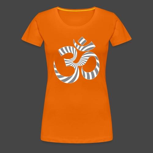 Om Aum Tekno 23 - T-shirt Premium Femme