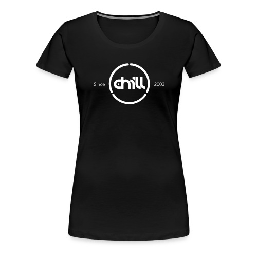 12 Wordmark Ring (White) - Women's Premium T-Shirt